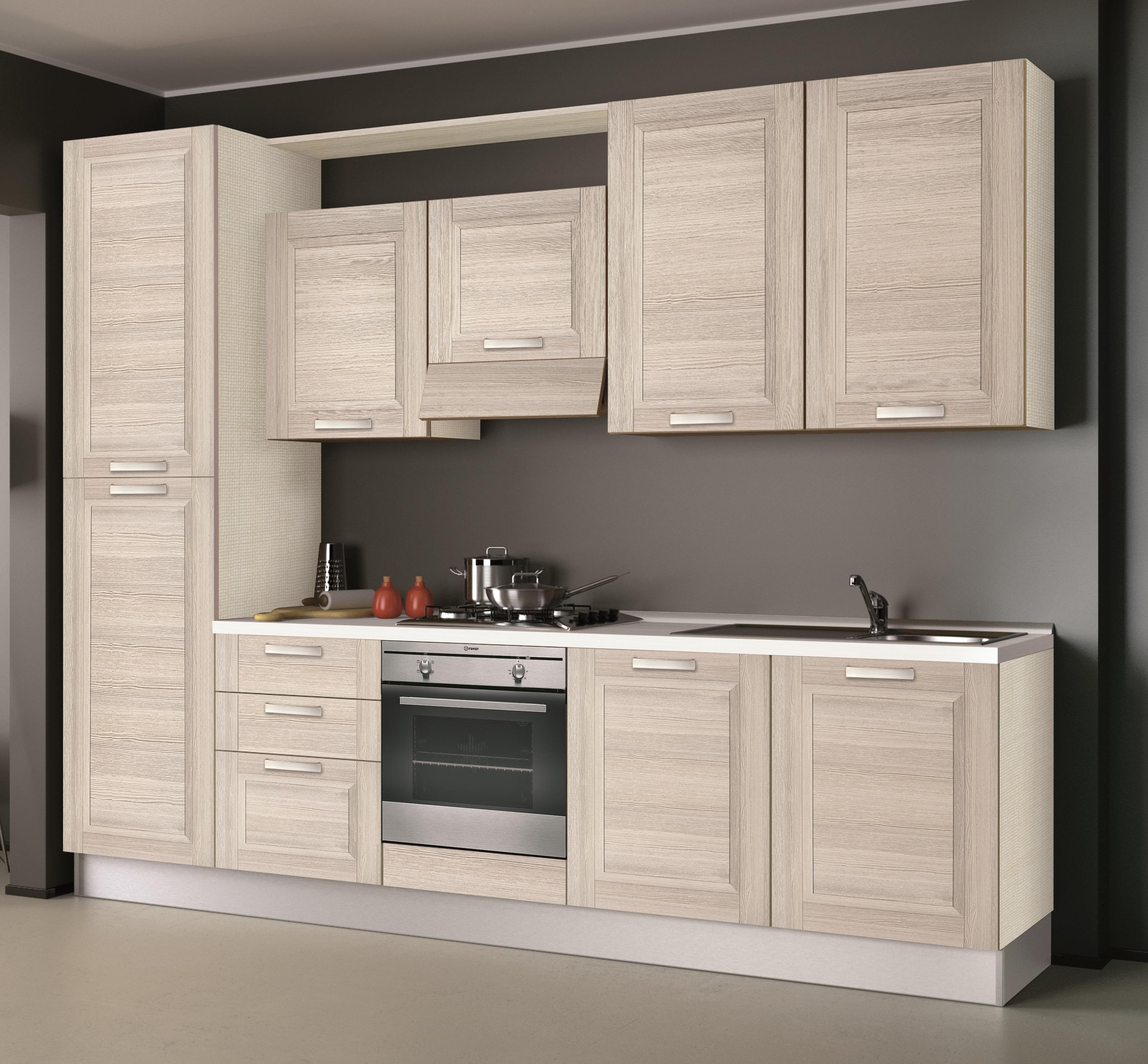 Promo 114 arredamenti centro cucine battistelli eric - Cucina 4 metri lineari prezzi ...